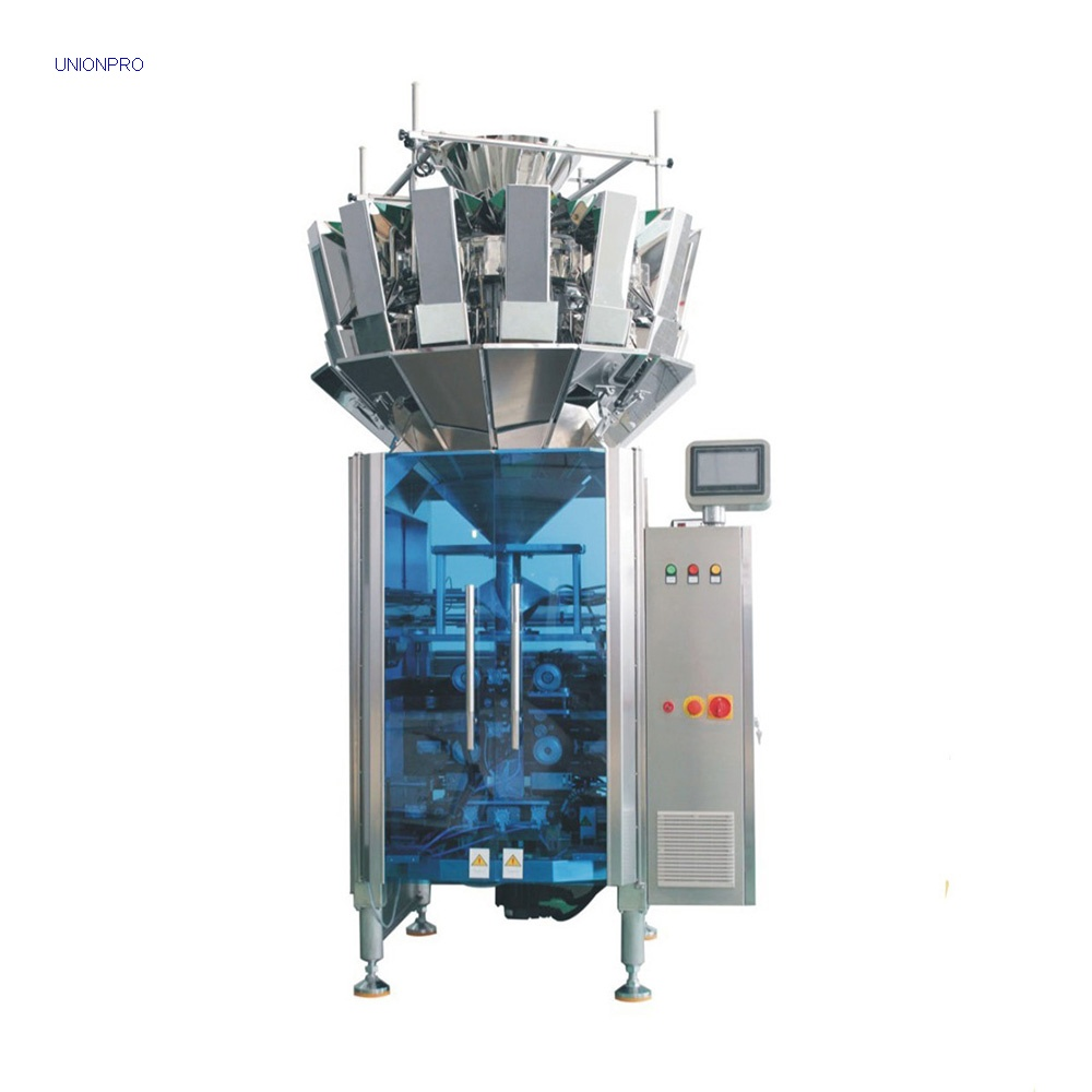 Double Servo Motor Weighing and Packing Machine