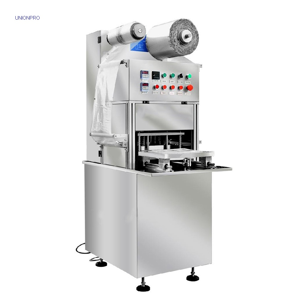 Automatic Tray Type Packaging Machine