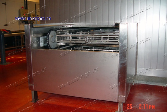 multi-layer tunnel quick freezer