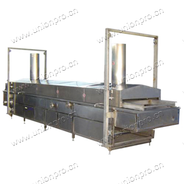 Full-Automatic Frying Machine(Fish)