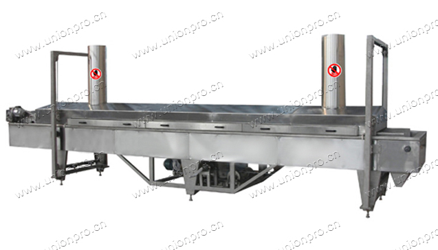 Full-Automatic Frying Machine(Chips)