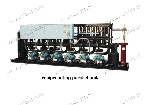 Reciprocating Parallel Unit