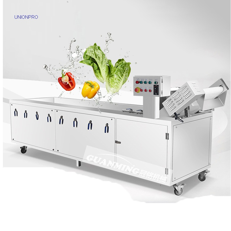 Air Bubble Vegetable Washing Machine