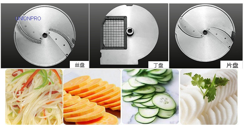 Multi-Purpose Bulb Vegetable Cutting Machine