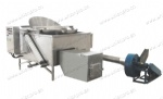 Semi-Automatic Coal-fired Frying Machine