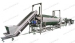 Roller Type Full-Automatic Frying Machine(Nut)